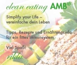 clean eating AMB®