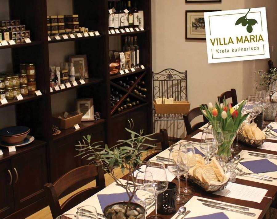 Kreta kulinarisch - VILLA MARIA
