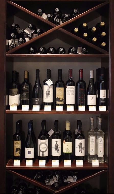 Das Kreta-Weinangebot bei Villa Maria