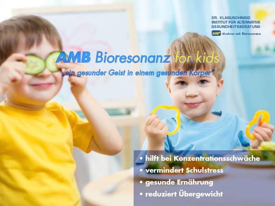 Bioresonanz für Kinder