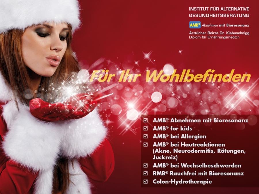 AMB®- Weihnachts-Gewinnspiel