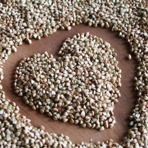 Buchweizen ist kein Weizen